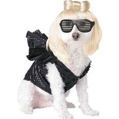 Lady Dogga Pet Costume