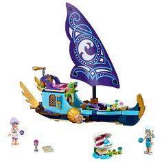 LEGO Elves Naida's Adventure Ship (41073)