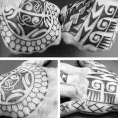 40 Mano tribal tatuajes para los hombres - Manly tinta Ideas de Diseño - http://tatuajeclub.com/2016/06/07/40-mano-tribal-tatuajes-para-los-hombres-manly-tinta-ideas-de-diseno.html