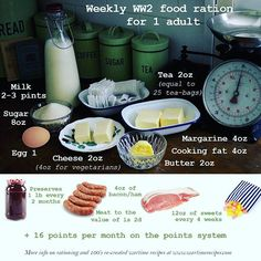 The Experiment – Cooking up Wartime Recipes to Save Money & Lose 100 lbs in Weight! War Recipe, Wartime Recipes, Cooking Cheese, Food Rations, Depression Era Recipes, Survival Food, Camping Survival, Emergency Preparedness, Survival Skills