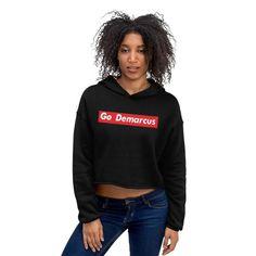 Chic Bella Canvas crop hoodie 7502 afrocentric crop top hoodie pro black crop Womens Activewear from top store Crop Top Hoodie, Jumper Shirt, White Hoodie, Cropped Hoodie, Hampton University, State University, We Wear, How To Wear, Teenage Girl Gifts
