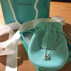 Paloma Picasso necklace  Tiffany & Co. Paloma picasso authentic necklace. In sterling silver Tiffany & Co. Jewelry Necklaces