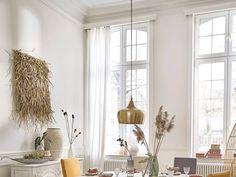 seagrass and palm leaf woven wall hangings pahoa maisons du monde Hanging Bar, Boho Wall Hanging, Bamboo Wall, Bohemian Interior, Interior Walls, Wall Hangings, Palm, Home And Garden, Wall Decor