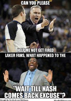 Lakers Crisis