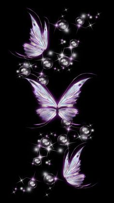 Butterfly Wallpaper Iphone, Purple Wallpaper, Cellphone Wallpaper, Wallpaper Backgrounds, Butterfly Pictures, Butterfly Flowers, Beautiful Butterflies, Cute Wallpapers For Android, Pretty Wallpapers