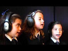 Siempre es Navidad. Coro del Colegio Palacio de Granda - YouTube