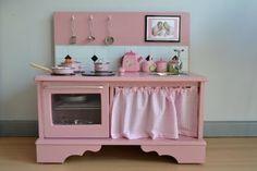 diy kids kitchen.