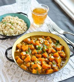 Recipe: Butternut Squash & Coconut Curry — Recipes from The Kitchn