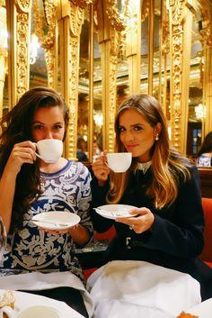Tea Time - The Londoner