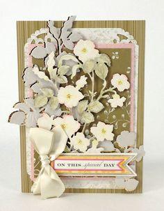 © Anna Griffin, Inc. Floral Cutting Dies