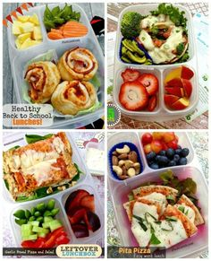 healthy packed lunch ideas by shopportunity