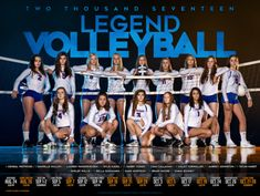 Photography and poster design for the 2017 Legend Volleyball team. Volleyball Training, Volleyball Team Pictures, Volleyball Posters, Softball Senior Pictures, Coaching Volleyball, Basketball Pictures, Senior Photos, Cheer Pictures, Volleyball Setter