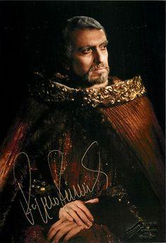 RAIMONDI Ruggero-  as Fiesco