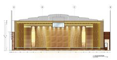 Grand Four Wings Convention Hotel Hotel Floor Plan, Five Star Hotel, Great Hotel, Front Elevation, Interior Architecture, Coffee Shop, Facade, Wings, Floor Plans