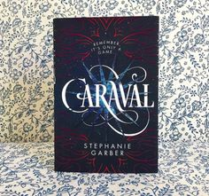 Caraval is set on a magical island where a mysterious game is held. And if you are the winner, you're granted one wish. The book is so fantastical and filled with so many plot twists and remarkable characters — it really rocks your world.—Vanessa Ibara