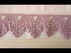 Love Crochet, Crochet For Beginners, Filet Crochet, Shawl, Diy And Crafts, Short Hair Styles, Lace, Youtube, Craftsman Fabric