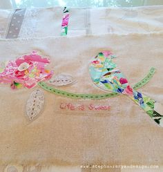 Life is Sweet www.stephanieryandesign.com