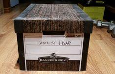 Binders and folders and papers — oh my! - Grandma's Genes #genealogy