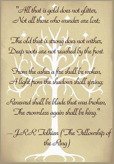 ~ J R R Tolkien's ~ Christian symbolism ~