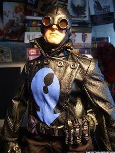 Lobster Johnson By Mentski Costume Hellboy Leather Jacket | Lobster Johnson | Costumes, Great ...