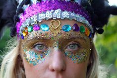 stalls around site offering face gems and glitter Glitter Face Paint, Glitter Makeup Looks, Body Glitter, Shiny Happy People, Face Gems, Face Jewels, Glitter Force Toys, Festival Paint, Glitter Wine