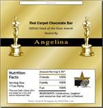 Candy Bar Awards on Pinterest | Candy Bars, List Of Candy and Candy
