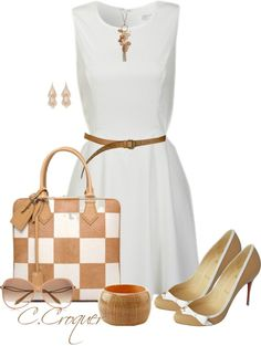 """""""Yacht White Party"""" by ccroquer ❤ liked on Polyvore"""
