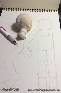 Making dolls 1