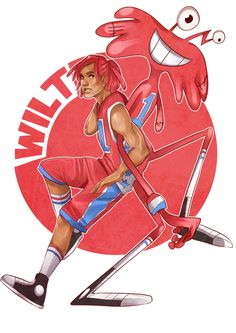 Foster's home for imaginary friends - Wilt