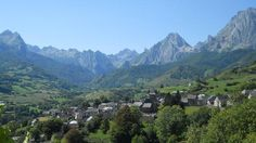 A day out in the mountains nearly- Bearn region of France, - places to go