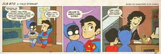 OK here I am getting addicted to the serious cuteness of tiny JL8, and who suddenly shows up as a guest star but Neil Gaiman! Win. *edit*: and then a couple of panels later: The Endless! :D