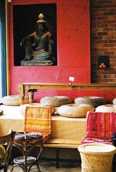 Samovar tea lounge (LOVE!), San Francisco