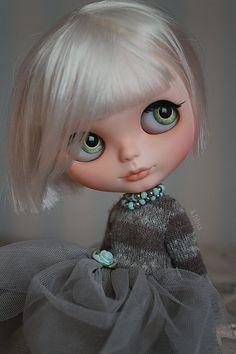 Custom Blythe Adele. by klibiacreatures on Etsy