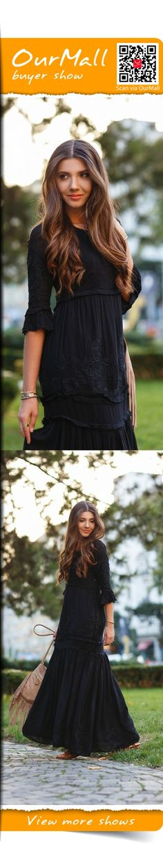 This is Larisa Costea's buyer show in OurMall;  #DRESS #Sandal please click the picture for detail. http://ourmall.com/?mQ3mme  #dress #dressbridesmaid #dresswedding #mididress #dresscute #floraldress #sundress #stripedress #sexydress #elegantdress
