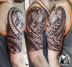 Maori Polinesische Tattoos by Mata – Tattoo Studio Art Makia / Maori Tattoo Germany