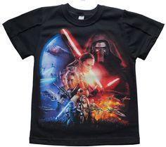 T-shirt Star wcz-chłopiec