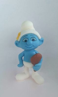 Smurf Topper