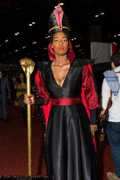 Gender Bending Jafar, OMG X Character: Jafar Series: Aladdin
