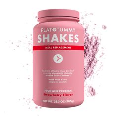 With Super Citrimax, our Flat Tummy Shakes program, a women's gluten-free, vegan meal replacement protein shake, is more effective than diet and exercise. Body Detox, Detox Tea, Tummy Workout, Fat Workout, Tummy Exercises, Reduce Bloating, Healthy Diet Plans, Healthy Weight, Healthy Detox