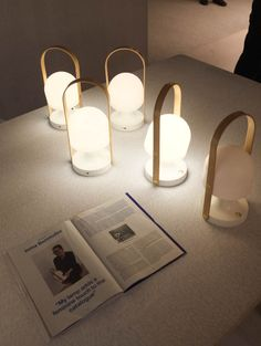 Marset | 2014 Frankfurt Light & Building exhibition @Luxologie #LB14