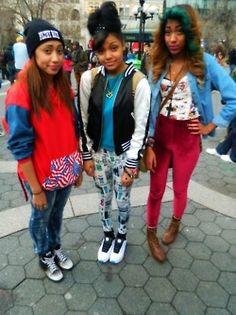 hip hop style
