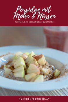 Ein gesundes wärmendes Frühstück, schnell gemacht & langanhaltend sättigend. Foodblogger, Brunch, Potato Salad, Hallo Winter, Potatoes, Post, Ethnic Recipes, Vegetarian Recipes, Vegetarian Burgers
