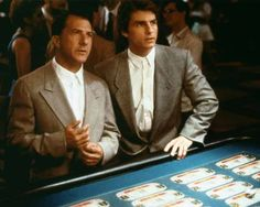 There's plenty of reasons to go to #Vegas, and one of them could be #inspired by the well renowed movie #RainMan starring #TomCruise and #DustinHoffman