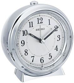 Seiko QHE132SLH Japanese Quartz Alarm Clock -- Find out more about the great product at the image link.
