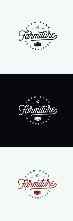 Ontwerpen | Design a Logo for FARMITURE, rustic, reclaimed, functional art furniture. | Logo ontwerp ontwerpwedstrijd