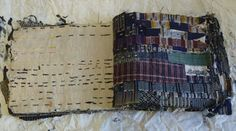 I love these fabric sample pages on SRI Threads blog