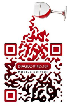 Marketing Wine QR Code