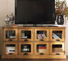 TV cabinet. I love this one!