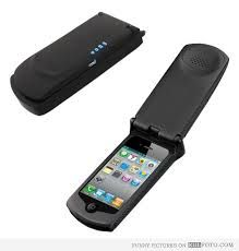 A undercover iPhone case