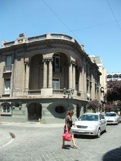 Calle Paris con Londres    Santiago - Chile.